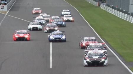 2021スーパーGTラウンド3「鈴鹿」決勝