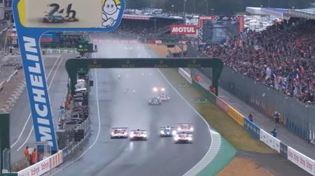 第89回ル・マン24時間耐久レース結果