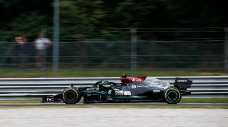 2021年F1第14戦 イタリアGP、PPは