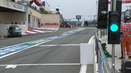 2021年F1第7戦F1フランスGP、FP3結果