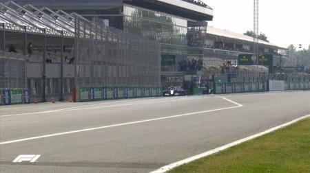 2021年F1第14戦F1イタリアGP、FP2結果