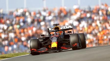 2021年F1第13戦 オランダGP、PPは