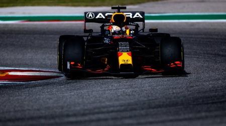 2021年F1第17戦 アメリカGP、PPは