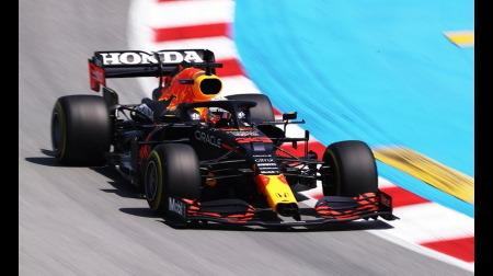 レッドブルのフェルスタッペンコメント@F1スペインGP初日