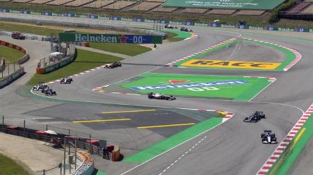 ハースのマゼピンにペナルティ@F1スペインGP予選