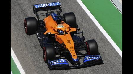 マクラーレンのリカルドコメント@F1スペインGP予選