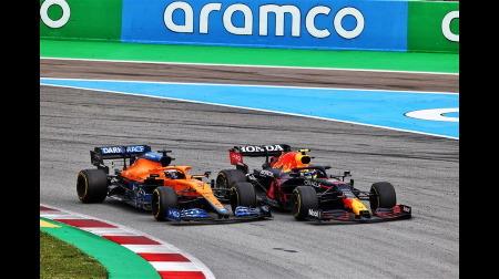 レッドブルのペレスコメント@F1スペインGP