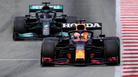 レッドブルのフェルスタッペンコメント@F1スペインGP