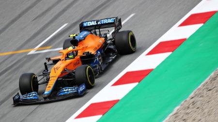 マクラーレンのノリスコメント@F1スペインGP