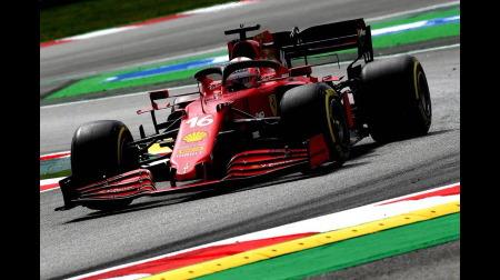 フェラーリのルクレールコメント@F1スペインGP