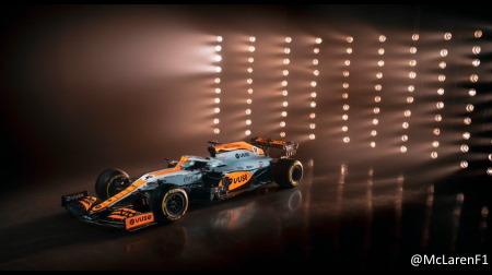 マクラーレン、限定GulfカラーでF1モナコGP参戦へ