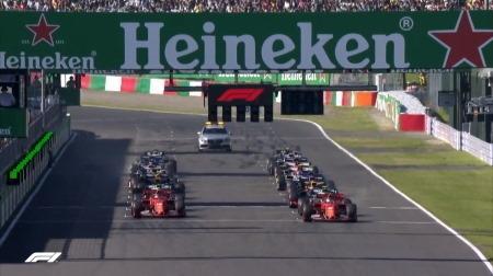 F1日本GPのチケットは8月末に販売開始