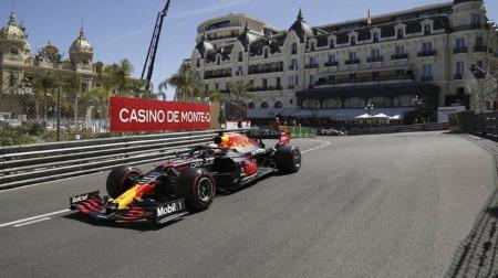 レッドブルのフェルスタッペンコメント@F1モナコGP初日