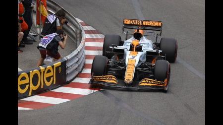 マクラーレンのリカルドコメント@F1モナコGP