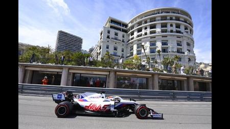 ハースのマゼピンコメント@F1モナコGP