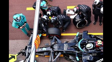 メルセデス、F1モナコGPでのボッタスのピットストップに43時間かかった理由