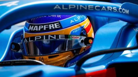 アロンソ、F1復帰を楽しむも苦戦について語る