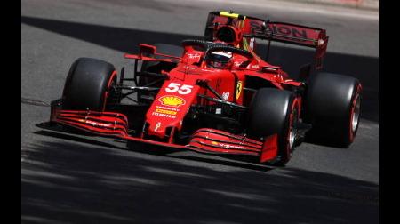 フェラーリのサインツコメント@F1アゼルバイジャンGP予選
