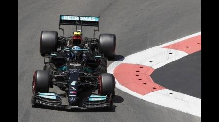メルセデスのボッタスコメント@F1アゼルバイジャンGP予選