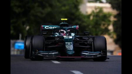 2021F1アゼルバイジャンGPドライバー・オブ・ザ・デイ