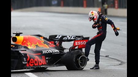ピレリ、F1アゼルバイジャンGPのタイヤ問題の原因にデブリを疑う
