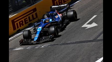 アロンソ、F1に超スプリントを提案