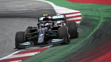 メルセデスのボッタスコメント@F1シュタイアーマルクGP