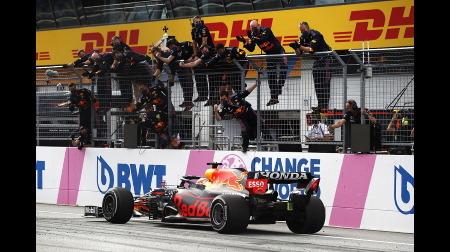 FIA、F1レース後のバーンアウトを禁止へに