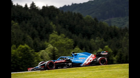 アロンソ、F1のQ2突破タイヤスタートルールを批判