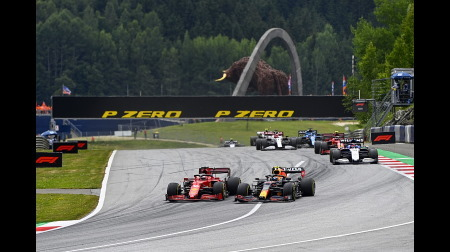レッドブルのペレスコメント@F1オーストリアGP