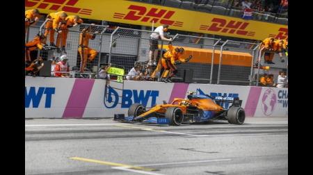 2021F1オーストリアGPドライバー・オブ・ザ・デイ