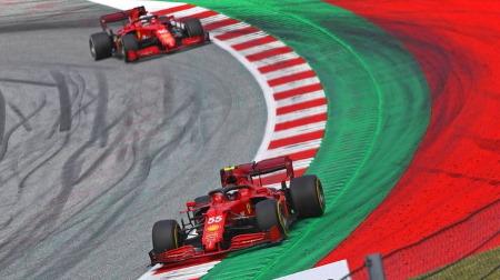 フェラーリのサインツコメント@F1オーストラアGP