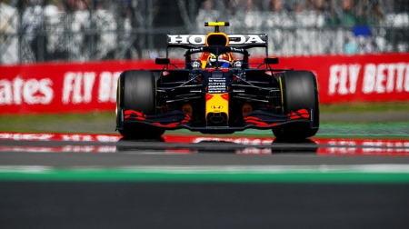 レッドブルのペレスコメント@F1イギリスGPスプリント予選