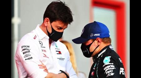 メルセデス、2022F1ドライバーラインナップは決定か?