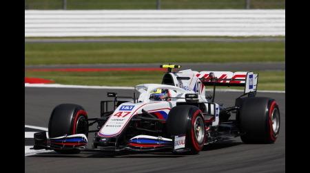 ミック・シューマッハ、タイヤを機能させられず苦戦@F1イギリスGP