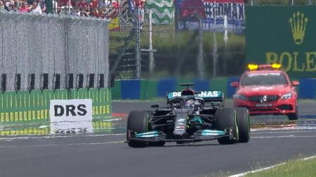 メルセデスのトト・ウォルフ&アンドリュー・ショブリンコメント@F1ハンガリーGP