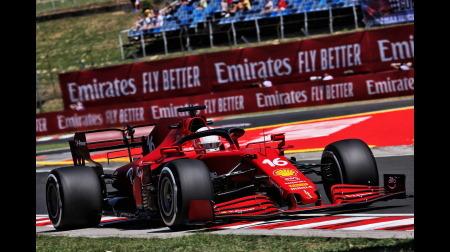 フェラーリ、本気PUを出してくる