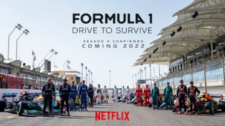 「FORMULA1:Drive To Survive」シーズン4配信決定