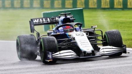 ウィリアムズのラッセルコメント@F1ベルギーGP予選