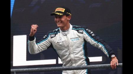 ウィリアムズのラッセルコメント@F1ベルギーGP決勝