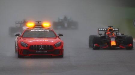 豪雨でレースやれない今のF1