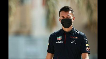 アルボン、F1復帰へ