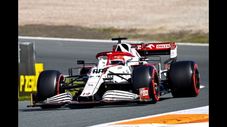 アルファロメオのジョビナッツィコメント@F1オランダGP予選