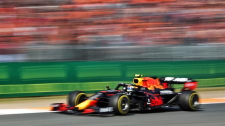 2021F1オランダGPドライバー・オブ・ザ・デイ