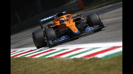 マクラーレンのリカルドコメント@F1イタリアGPスプリント予選