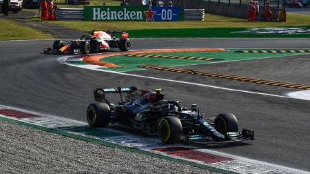 メルセデスのボッタスコメント@F1イタリアGP