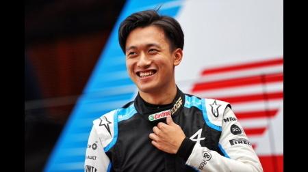 中国人の周冠宇、アルファロメオから2022F1デビューへ