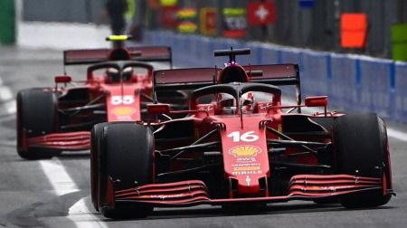 フェラーリ、10馬力向上の新PUを投入へ