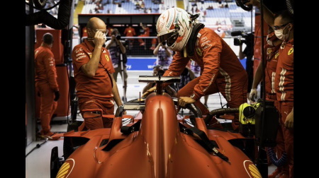 ルクレール、アップグレード版新型フェラーリPUを投入@F1ロシアGP