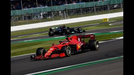 フェラーリ、ハミルトンが移籍に言及